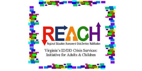 REACH: NADD Treatment for those with Developmental Disabilities and co-occurring Mental Health conditions.  tickets