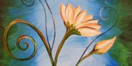 B.Y.O.B. CENTRAL PARK!! SIP & PAINT YELLOW FLOWERS ~Sunday Aft.June 30 tickets