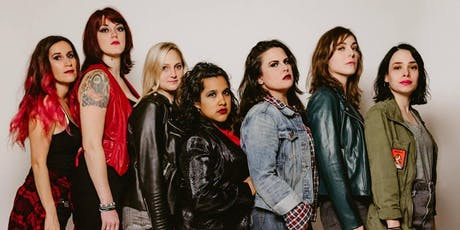 Garage: All-Women Comedy Showcase tickets