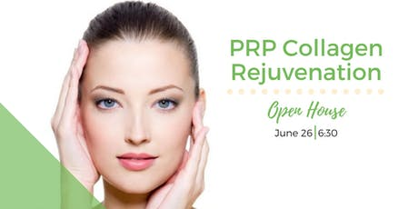 PRP Facial & Hair Collagen Rejuvenation Open House tickets