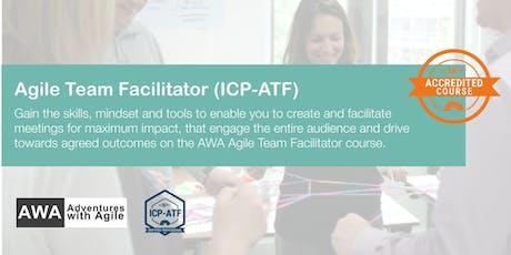 Agile Team Facilitator (ICP-ATF) | London - December tickets