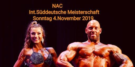 Int. Süddeutsche Meisterschaft NAC 2019