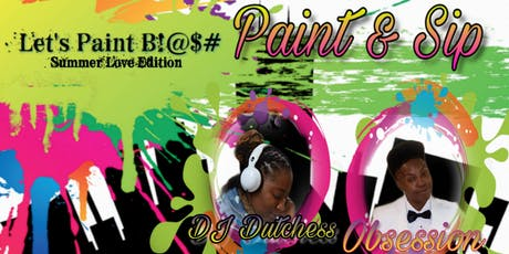 Let's Paint B!@#$ - LGBT Summer Love Edition tickets