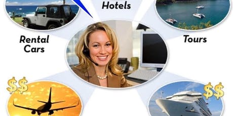 TRAVEL BUSINESS OPPORTUNITY tickets