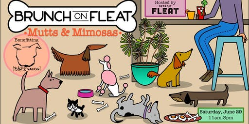 Brunch on Fleat: Mutts & Mimosas