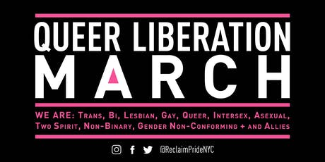 Weekly Virtual Queer Liberation March Meeting tickets