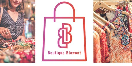 Boutique Blowout tickets