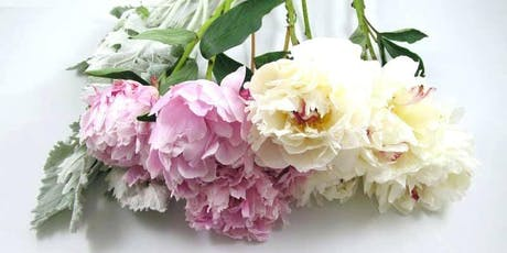 Simply Elegant Peony Bouquet tickets