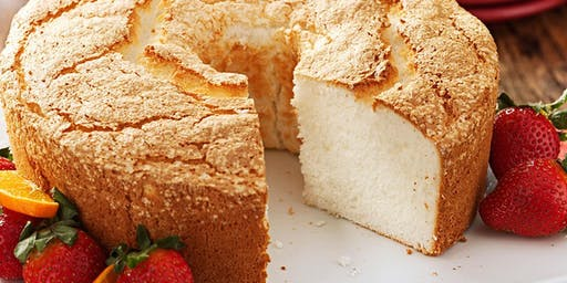 Art of Angel Food Cake