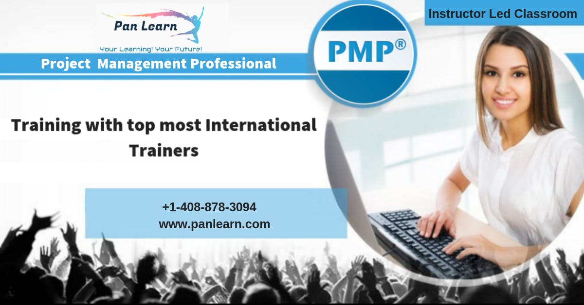 PMP (Project Management Professionals) Classroom Training In Montreal, QC