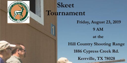 Skeet Tournament | Exotic Wildlife Association