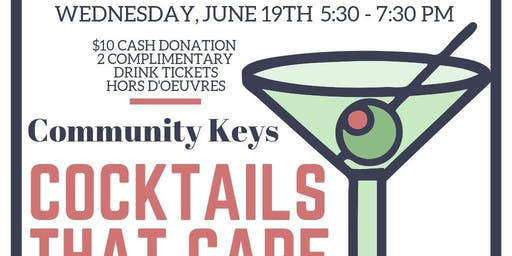 Cocktails that Care-Community Keys