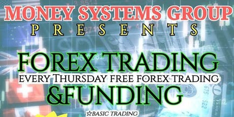 INTRO TO FOREX TRADING AND FUNDING tickets