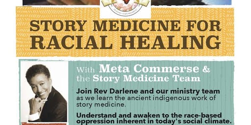 Story Medicine for Racial Healing with Meta Commerse