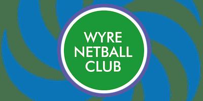 Wyre Netball Club Presentation Evening 2019