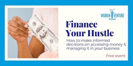 Finance Your Hustle: 7/25/19 tickets