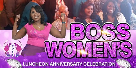 BOSS Women's Luncheon Anniversary Celebration! tickets