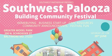 Southwest Palooza tickets