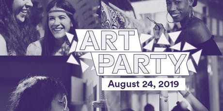 ART PARTY 2019 tickets