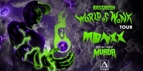 Monxx with Mvrda tickets