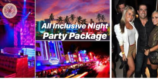 ALL INCLUSIVE NIGHT- 2 CLUBS & PARTYBUS