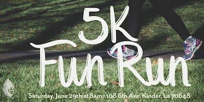 50th Anniversary 5K Fun Run