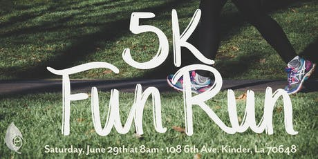50th Anniversary 5K Fun Run tickets