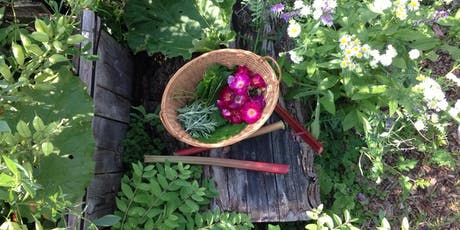 2nd Wednesday Lecture: The Art of Urban Foraging tickets