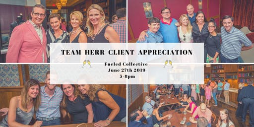 Team Herr Client Appreciation