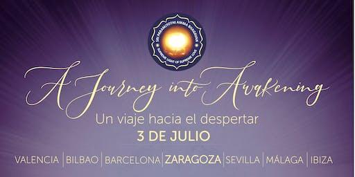 Viaje al Despertar !!! Curso de 1 día en Zaragoza.
