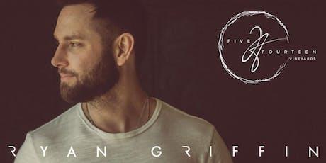 """""""Nashville Nights"""" with Ryan Griffin tickets"""