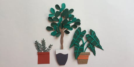 Paper Plants Mini Workshop tickets