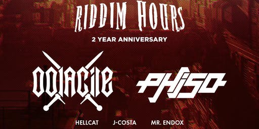 Sequence 07.18: Riddim Hours 2 Year Anniversary ft. Oolacile & Phiso