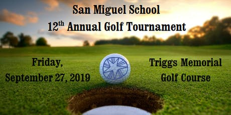 12th Annual Golf Tournament tickets