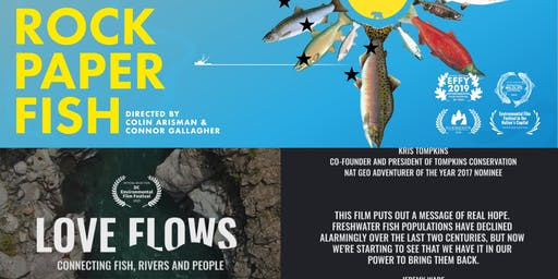 "Fish Docs: ""Rock, Paper, Fish"" and ""Love Flows"" Double Feature"