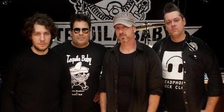 Show 25 Anos Tequila Baby Acústico - Semana do Rock|Música|Sesc Centro ingressos