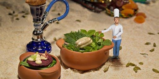 Dinner-Event Le Petit Chef - 3D-Dinner-Show mit 6-Gänge-Menü