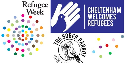 Refugee Week Special - Syrian Cookery Workshop