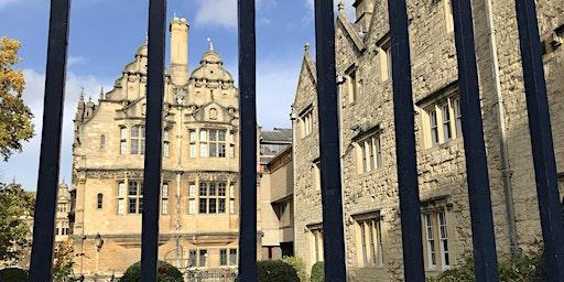 Uncomfortable Oxford - Walking Tour