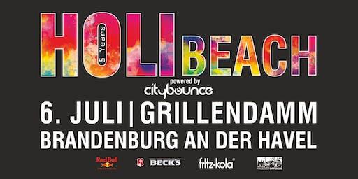 Holi Beach 2019