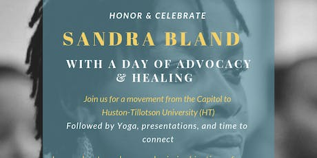 Sandra Bland Day of Advocacy and Healing tickets