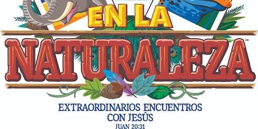 Escuela Vacacional Bíblica