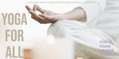 Kundalini Yoga Classes - Saturday mornings -  Chiswick W4 tickets