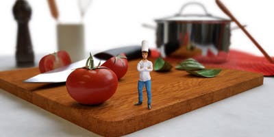 Dinner-Event Le Petit Chef - 3 D Projektions-Din