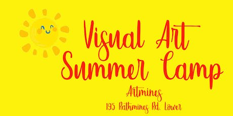 Visual Art Summer Camp II tickets