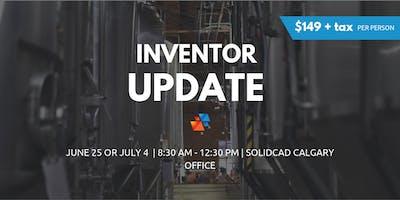 Inventor Update