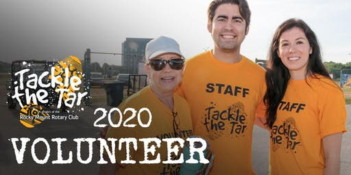 Volunteer for Tackle the Tar 2020