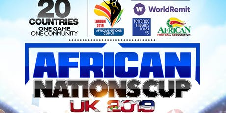 African Nations Cup UK tickets