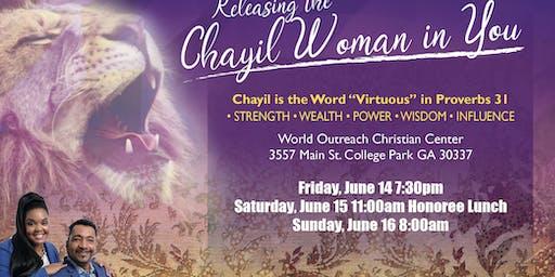 Chayil Woman