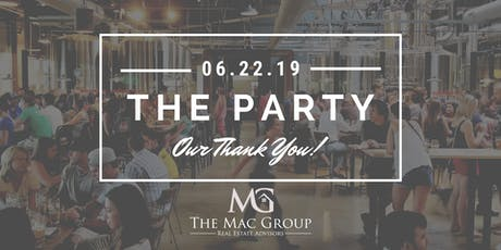The Mac Group Client Appreciation Event! tickets